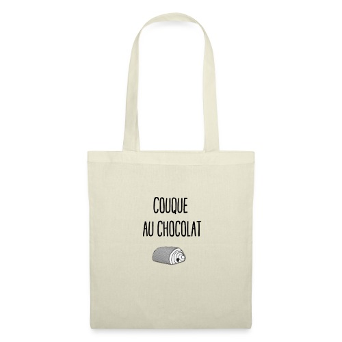 Couque au chocolat - Tote Bag