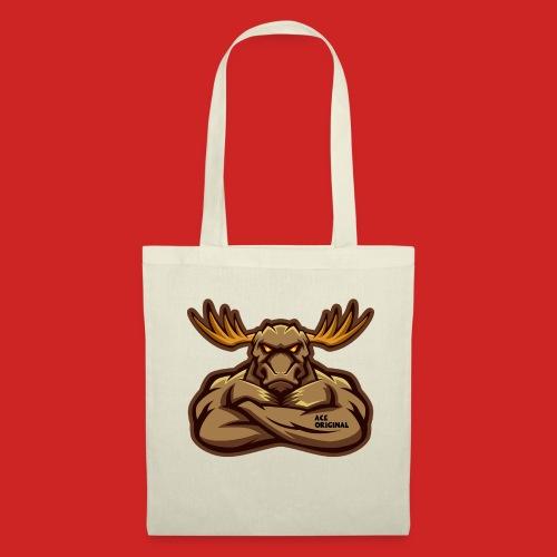 Ace Original Moose Mascot - Tote Bag