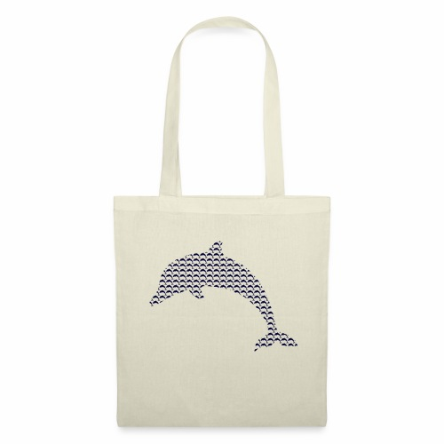 Delfin Dolphin - Bolsa de tela