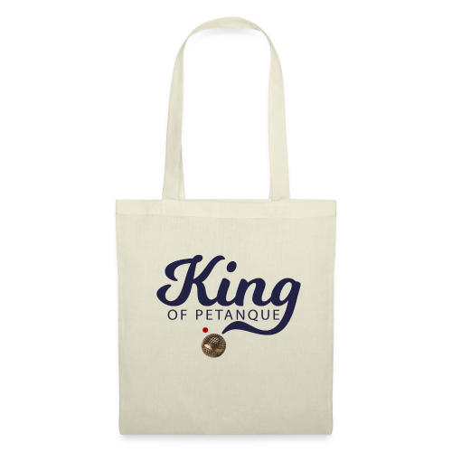 KING OF PETANQUE - Tote Bag