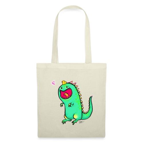 Happy Dinosaurier - Stoffbeutel