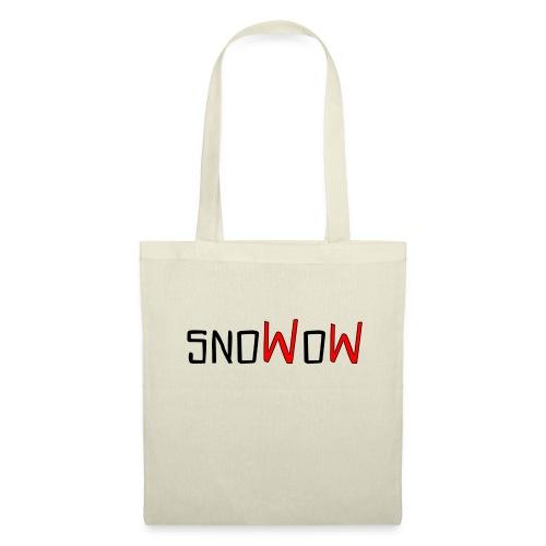 Snowow - Bolsa de tela