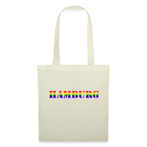 Hamburg Rainbow #1 - Stoffbeutel