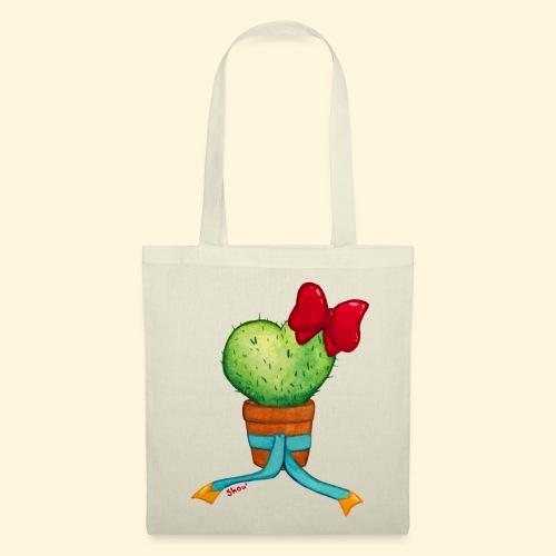 Cactus Coeur - Tote Bag