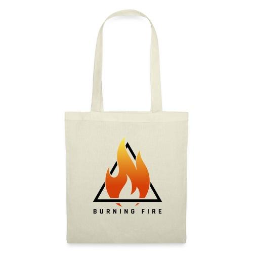 BURNING FIRE Logo - Mulepose