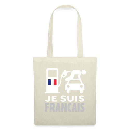 Je suis français - Tote Bag