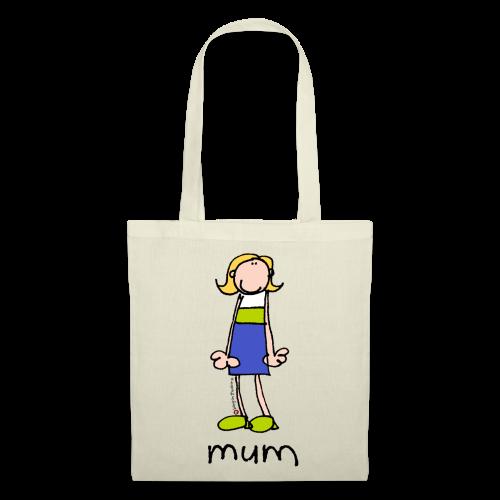 Mum Bang on the door - Tote Bag