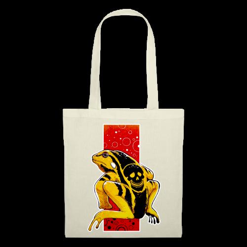Death Frog - Torba materiałowa