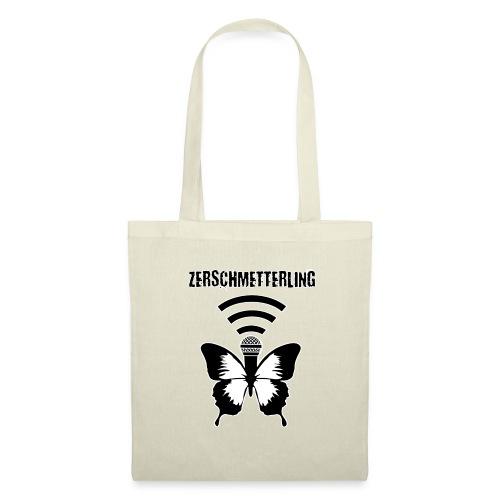 Zerschmetterling Radio - Stoffbeutel