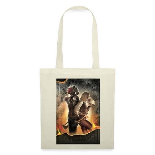Rapeel and Terrina from Black Guild - Tote Bag