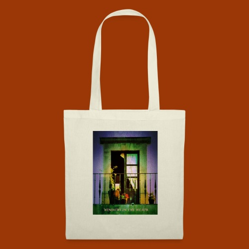Windows in the Heart - Tote Bag