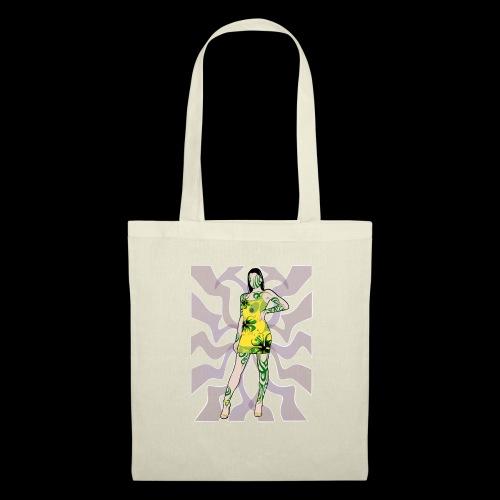 Motif Girl - Tote Bag