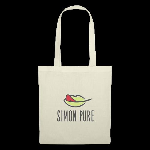 Simon Pure ❤ - Stoffbeutel