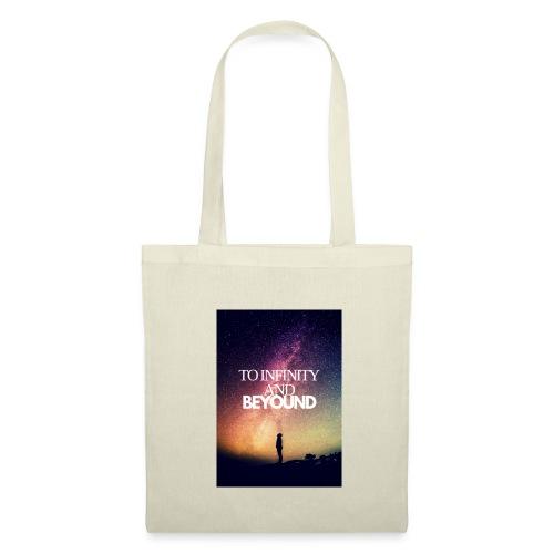 To infinity and beyond - Tote Bag