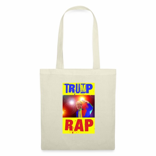 Rap, Trump! - Borsa di stoffa
