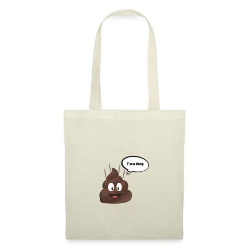 crotte merde caca - Tote Bag