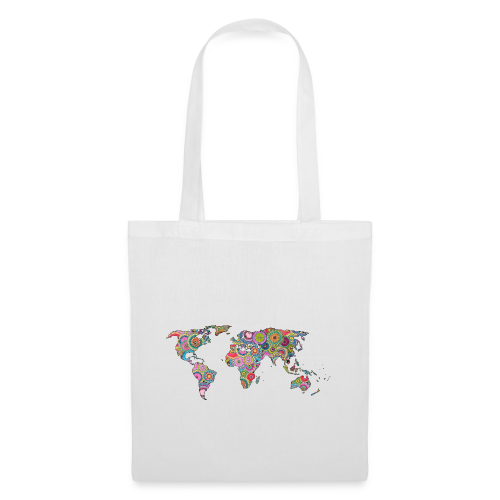 Hipsters' world - Tote Bag