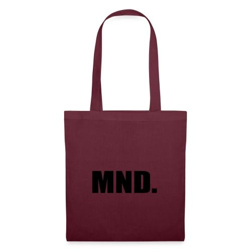 MND. - Tas van stof