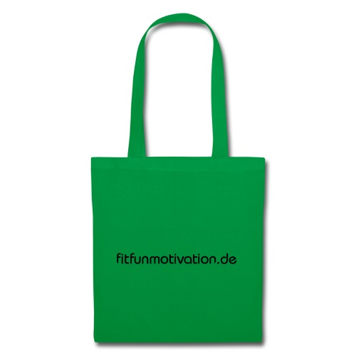 ffm schriftzug - Stoffbeutel