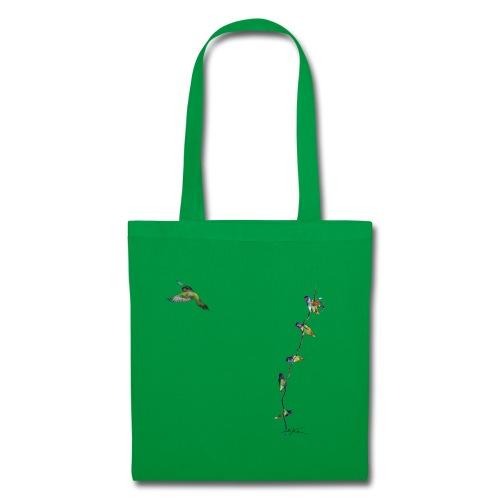 les perruches - Tote Bag
