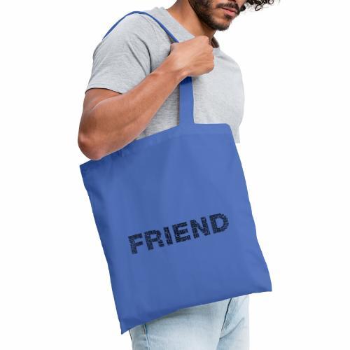Przyjaciel - Torba materiałowa