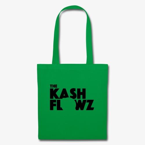 The Kash Flowz Official Black - Tote Bag