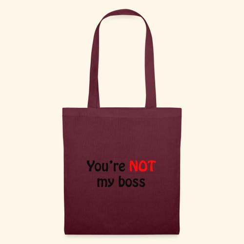 boss - Stoffbeutel