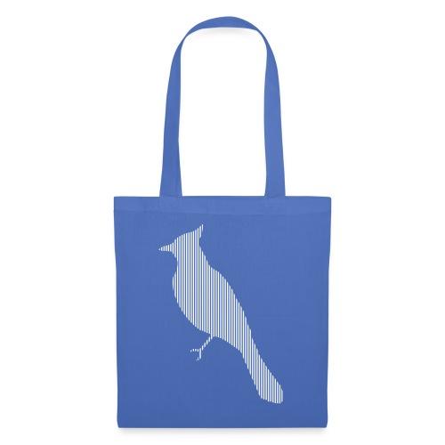 LINE BIRD 010w - Tas van stof