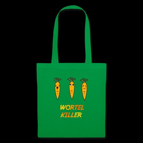 Wortel Killer [Kids Premium T-Shirt] - Tas van stof