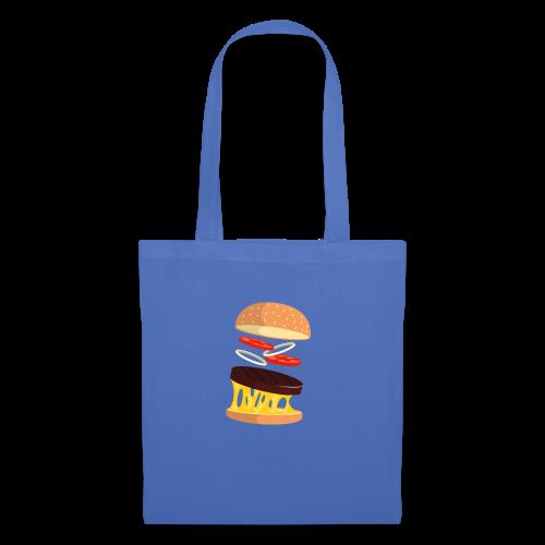 Hamburger Men - Tote Bag