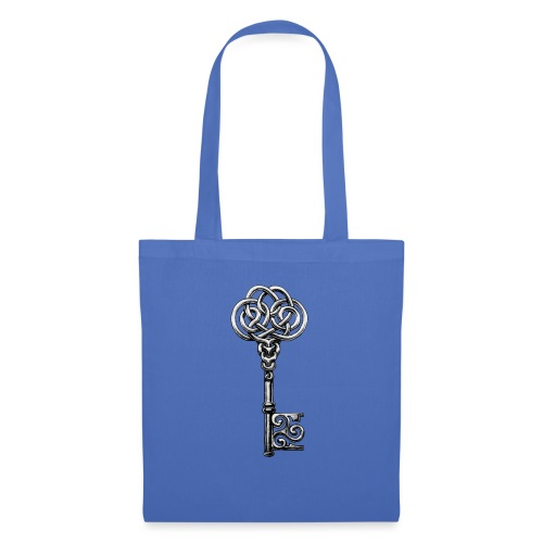 CHAVE-celtic-key-png - Bolsa de tela