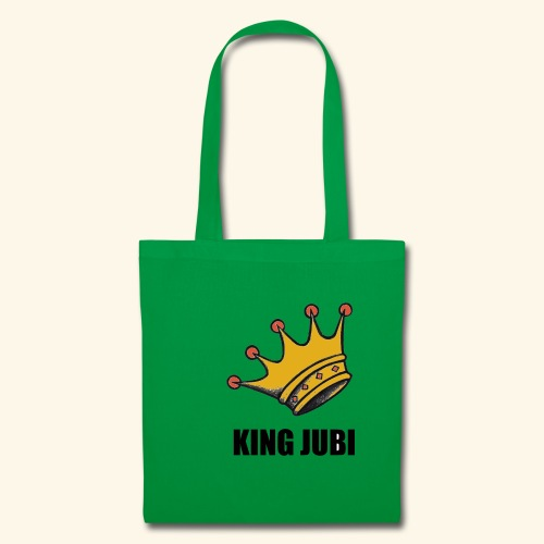KING JUBI Merch - Tote Bag