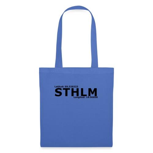 STHLM - Tygväska