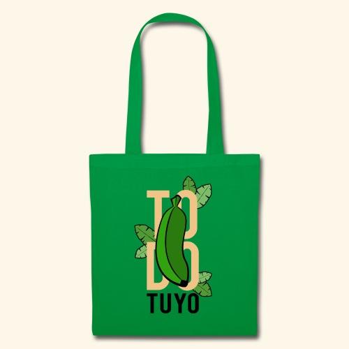 Camiseta Platanera TODO TUYO (LAVAINA) - Bolsa de tela