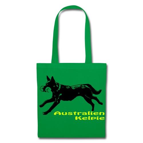 Australien Kelpie Apportieren - Stoffbeutel