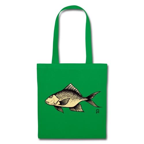 pesce - Borsa di stoffa