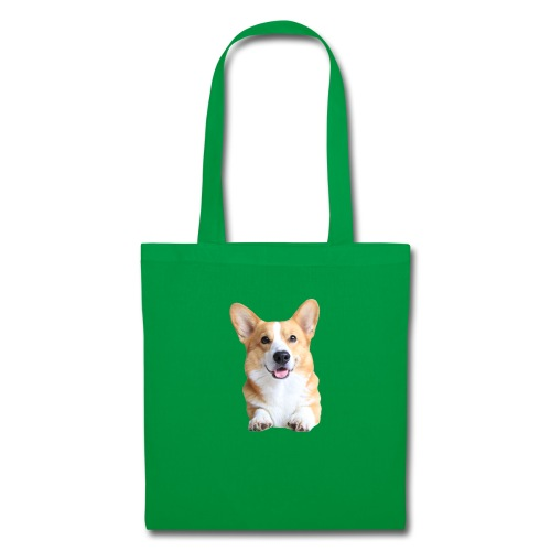 Topi the Corgi - Frontview - Tote Bag