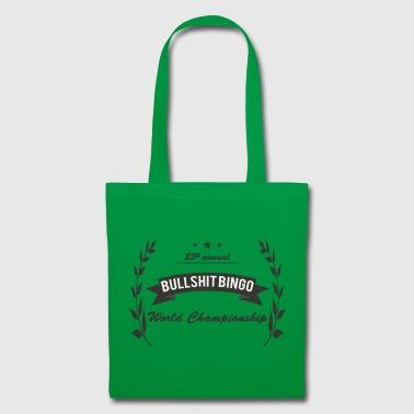Bullshit Bingo Championnat du Monde - Tote Bag