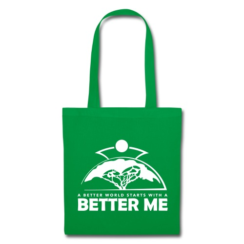 Better Me - White - Tote Bag