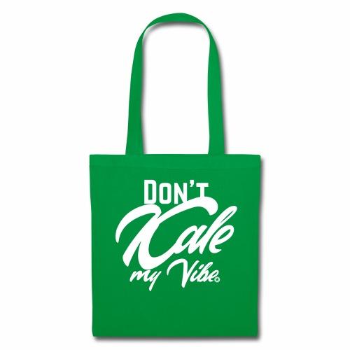 Don't Kale my Vibe T-Shirt Shirt Vegan Vegetarier - Stoffbeutel