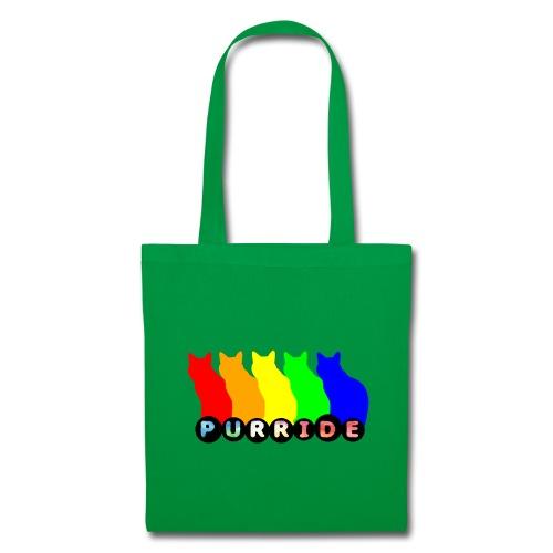 PuRrIDE - Tote Bag