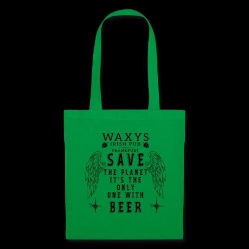 WAXYS HEROE LOGOS PLANET BEER 15 - Tote Bag