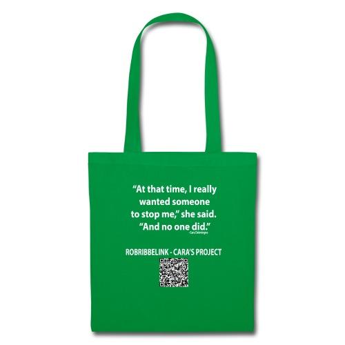 Caras Project fan shirt - Tote Bag