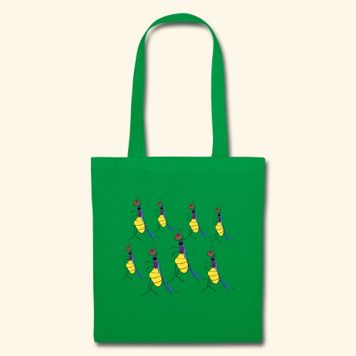 Les cigales - Tote Bag