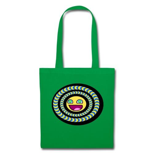 smiley psychédélique 01 - Tote Bag