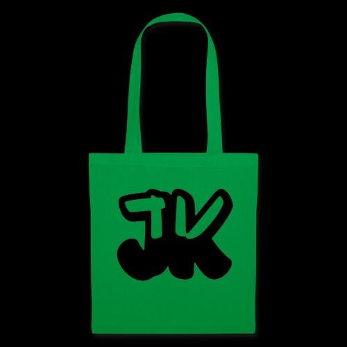 ZeddJK logo - Borsa di stoffa
