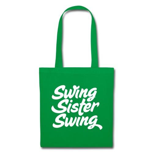 Swing Sister Swing - Tas van stof