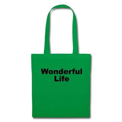 WonderfulLife - Stoffbeutel