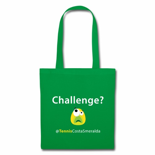 Tennis Challenge - Borsa di stoffa