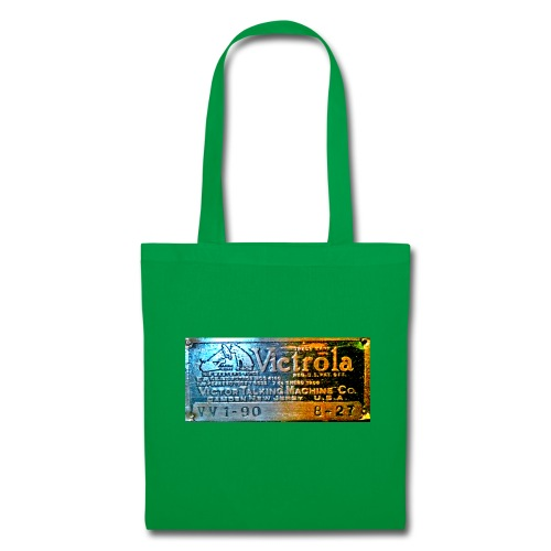 vitrola - Bolsa de tela